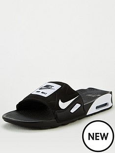 nike-air-max-90-slides-blackwhitenbsp