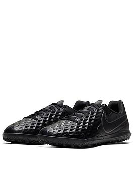 Nike Nike Junior Tiempo Legend Club Astro Turf Football Boots - Black Picture