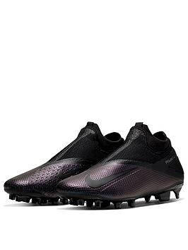 Nike Nike Phantom Vision Pro Dynamic Fit Firm Ground Football Boots - Black Picture