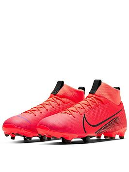 Nike Nike Nike Junior Mercurial Superfly 6 Mg Academy Football Boots Picture
