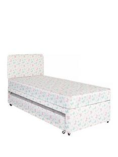 airsprung-butterfly-print-divan-set-with-guest-bed