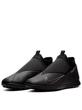 Nike Nike Phantom Vision Club Astro Turf Football Boots - Black Picture