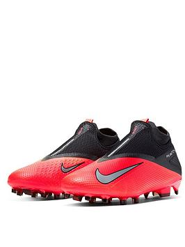 Nike Nike Phantom Vision Pro Dynamic Fit Firm Ground Football Boots -  ... Picture