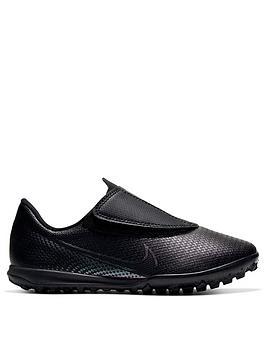 Nike Nike Junior Mercurial Vapor 12 Club Astro Turf Football Boots - Black Picture