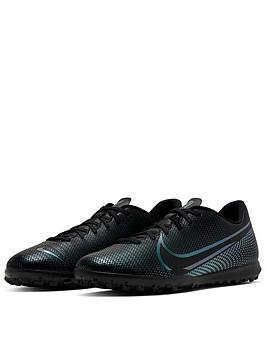 Nike Nike Mercurial Vapor 13 Club Astro Turf Football Boots - Black Picture
