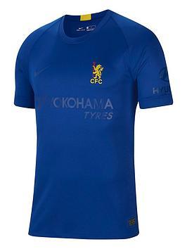 Nike  Junior Chelsea Cup Shirt - Blue