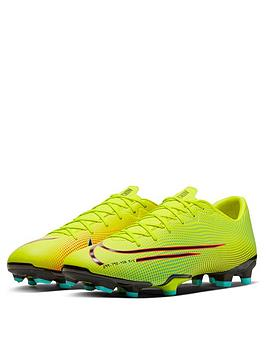 Nike Nike Mercurial Vapor 13 Academy Firm Ground Football Boots - Yellow Picture