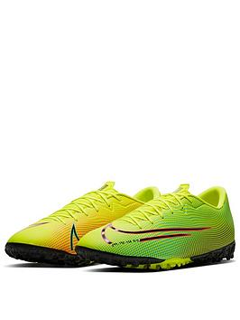 Nike Nike Mercurial Vapor 13 Academy Astro Turf Football Boots - Yellow Picture