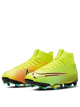 Nike Nike Nike Junior Mercurial Superfly 6 Fg Academy Football Boots Picture