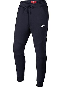 Nike Nike Tech Fleece Joggers - Navy Picture