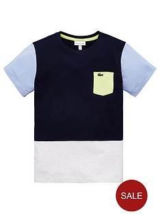 lacoste-boys-short-sleeve-colourblock-t-shirt-navy