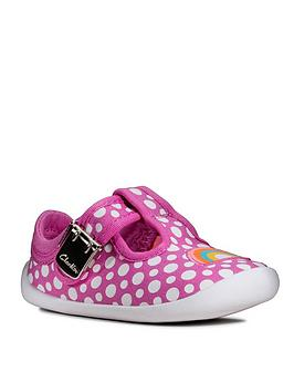clarks-first-roamer-sun-canvas-shoe-hot-pink