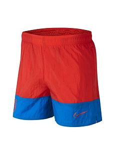 nike-england-woven-shorts-red