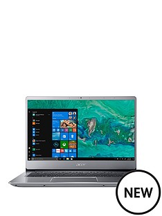 acer-swift-3-intel-pentium-gold-4gb-ram-128gb-ssd-14-inch-full-hd-laptop-silver-with-optional-microsoft-office-personal-and-mcafee-total-protection-5-device