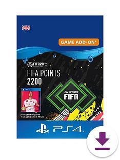 playstation-4-fifa-20-points-2200