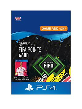 Playstation 4 Playstation 4 Fifa 20: Ultimate Team&Trade; 4600 Points -  ... Picture