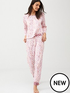 v-by-very-long-sleeve-twosie-pyjama-set-animal-print