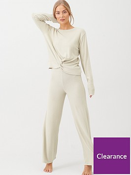 v-by-very-twist-top-and-wide-leg-lounge-set-grey