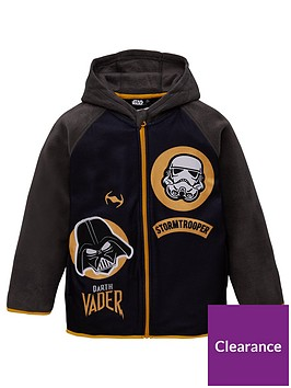 star-wars-boys-polar-fleece-hoodie-black