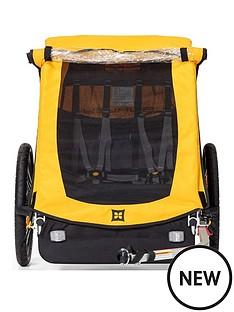 burley-raleigh-burley-bee-yellow-trailer