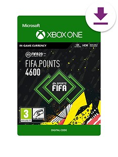 xbox-one-fifa-20-ultimate-team-4600-points