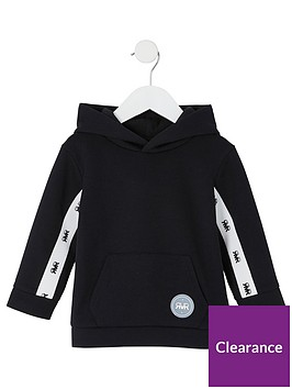 river-island-mini-mini-boys-rvr-tape-hoodie-black