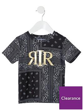 river-island-mini-mini-boys-bandana-print-t-shirt