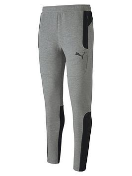 Puma Puma Evostripe Pants - Medium Grey Heather Picture