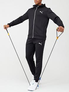 puma-ready-to-go-tracksuit-black