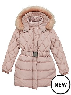 v-by-very-girls-faux-fur-hood-and-belted-coat-blush