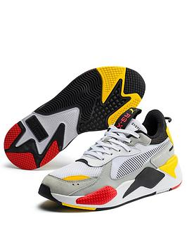 Puma Puma Rs-X Toys - White/Black/Yellow Picture