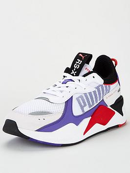 Puma Puma Rs-X Bold - White/Purple Picture