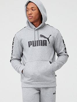 Puma Puma Amplified Hoodie - Medium Grey Heather Picture