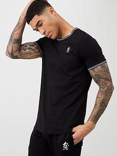 gym-king-core-tipped-t-shirt-black
