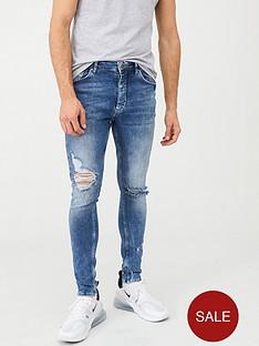 gym-king-anton-jeans-blue
