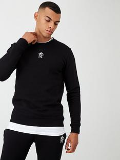 gym-king-basis-crew-neck-sweat-black