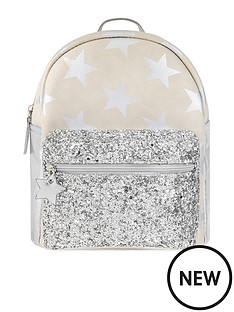 accessorize-girls-glitzy-backpack-silver