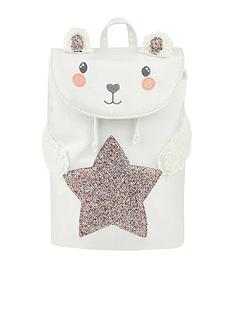 accessorize-girls-polar-bear-backpack-white