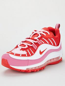 Nike Nike Air Max 98 - Red/White Picture