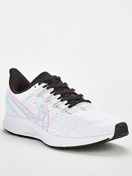 Nike Nike Air Zoom Pegasus 36 - White/Lilac Picture