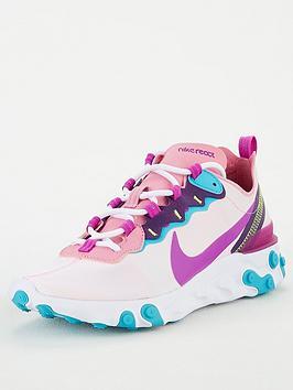 Nike Nike React Element 55 - Pink/Multi Picture