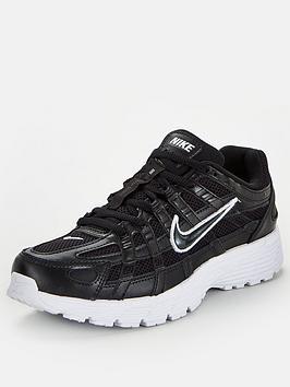 Nike Nike Nike P-6000 - Black/White Picture