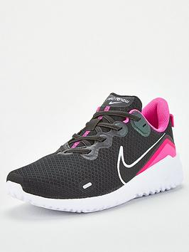 Nike Nike Renew Arena 2 - Black/Pink/White Picture