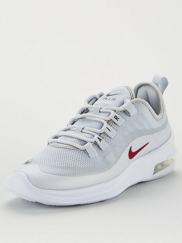 estilo popular gran variedad de estilos mejor amado Nike Air Max Axis - White/Red/Blue | littlewoods.com