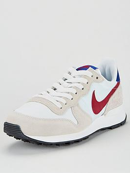 Nike Nike Internationalist - White/Red Picture