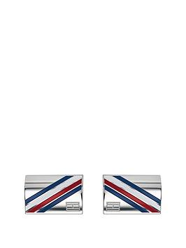 Tommy Hilfiger Tommy Hilfiger Tommy Hilfiger Stainless Steel Logo Mens  ... Picture