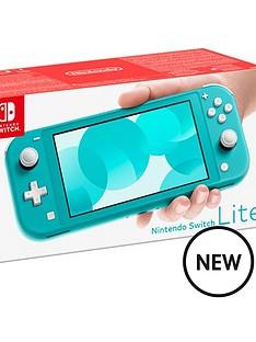 nintendo-switch-lite-nintendo-switch-lite-turquoise-console-with-the-legend-of-zelda-links-awakening