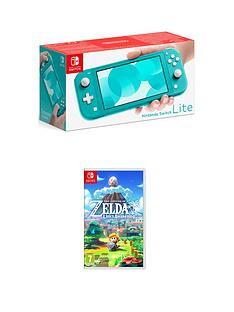 nintendo-switch-lite-console-with-the-legend-of-zelda-links-awakening