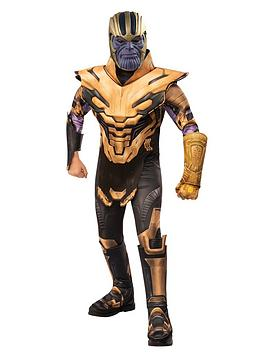 The Avengers The Avengers Avengers 4 Deluxe Childs Thanos Costume Picture