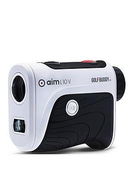 GolfBuddy Golfbuddy Golf Buddy Aim L10V Laser Rangefinder With Voice And  ... Picture